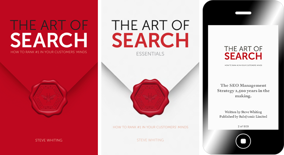 The Art of Search book cover
